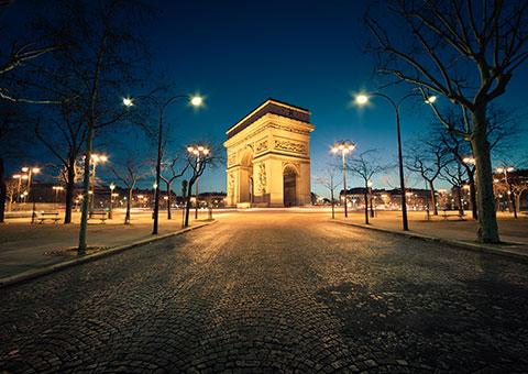 Arc de Triomphe - Collette
