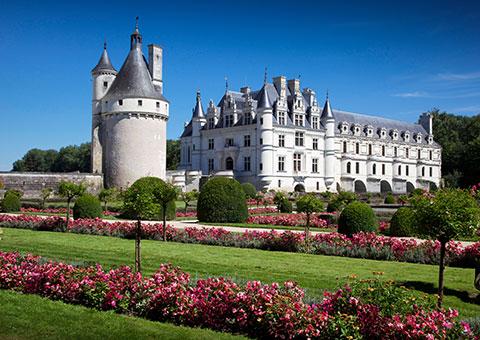 Castello Chenonceau - Collette