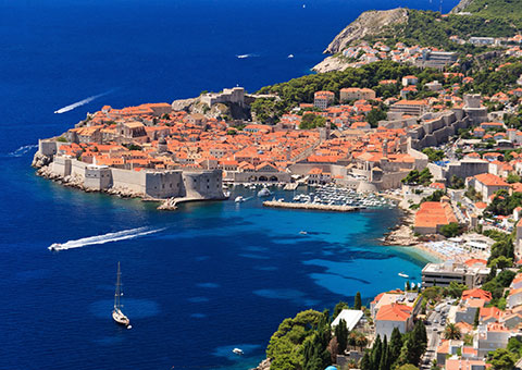Dubrovnik Coastline - Collette