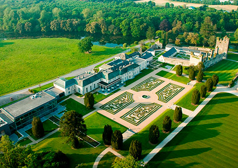 Castlemartry Aerial Photo - Collette
