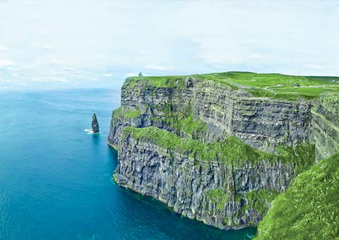 Cliffs of Moher - Collette