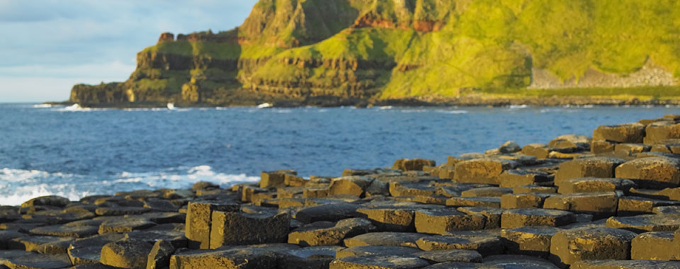 Giant's Causeway - Collette
