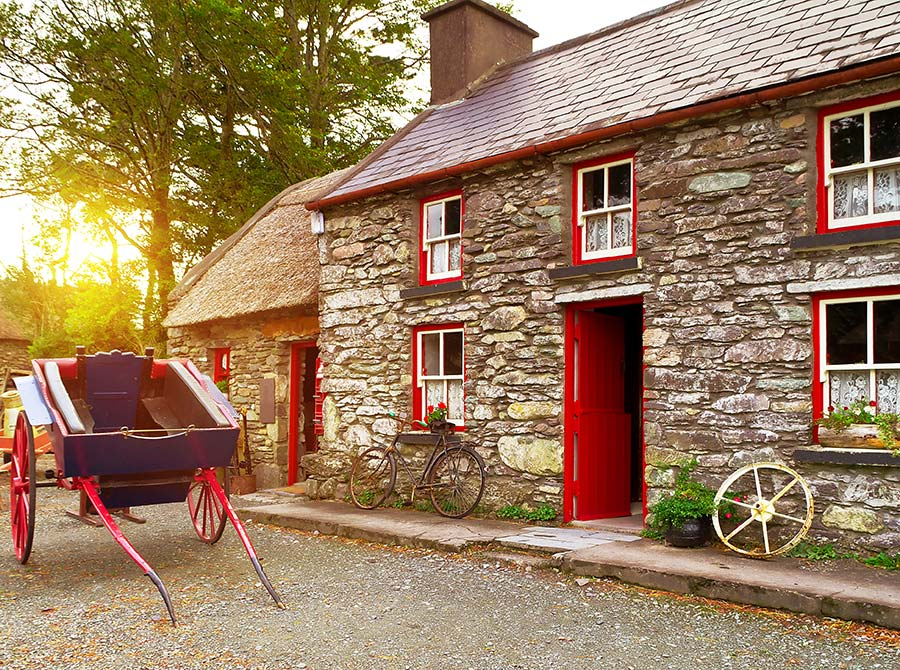 Irish Cottage - Collette