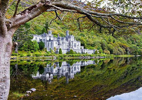 Kylemore Abbey - Collette