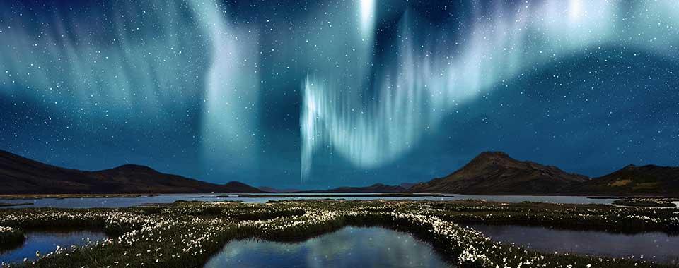 ... Icelandu0027s Magical Northern Lights