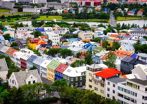 Reykjavik - Collette