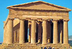 Agrigento Sicily - Collette