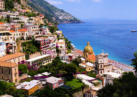 Amalfi-Coast - Collette