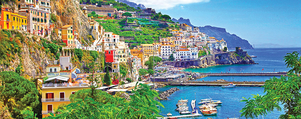 Amalfi Coast - Collette