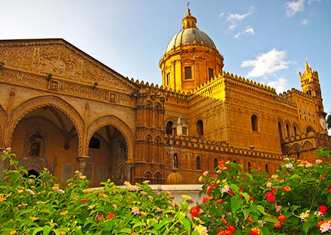 Palermo Cathedral - Collette