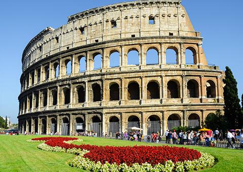 Rome Colosseum - Collette