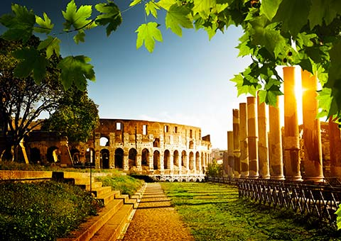 Rome Colosseum - Collette