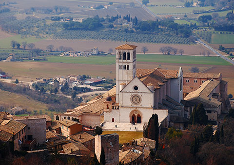 St. Francis Basilica  - Collette
