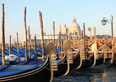 Venice Gondolas - Collette