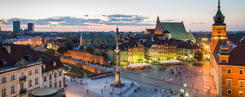 Warsaw, Poland - Collette
