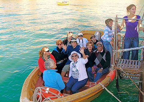 Rowboat Algarve Coast, Group Photo - Collette