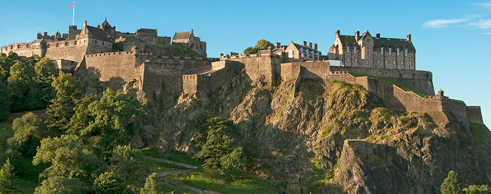 Edinburgh Castle - Collette