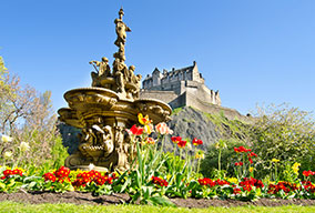 Edinburgh Garden - Collette