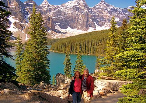 Maligne Lake - Alberta - Canada