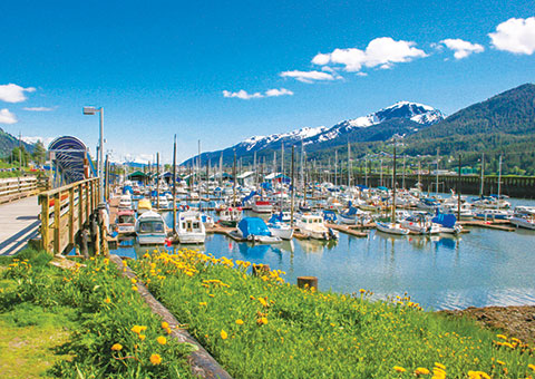 Juneau Alaska - Collette