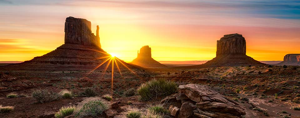 Monument Valley - Arizona - Collette