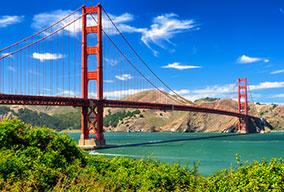 Golden Gate Bridge - California - Collette
