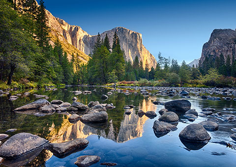 Yosemite - California - Collette