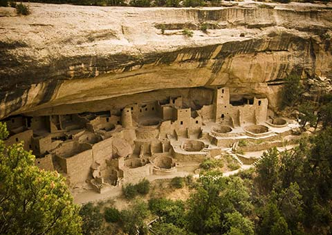 Mesa Verde - Colorado - Collette