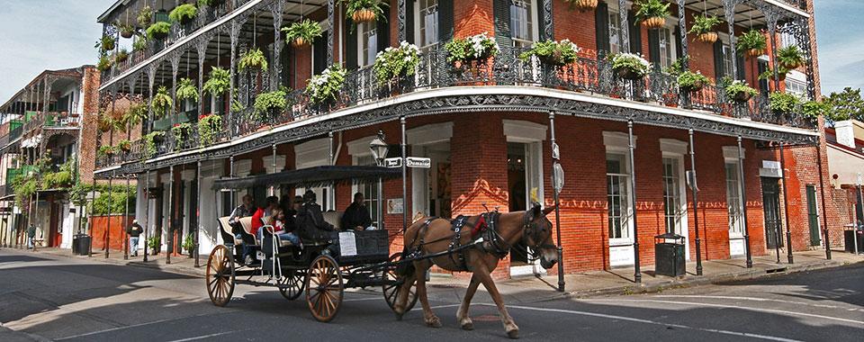 French Quarter - Louisiana - Collette