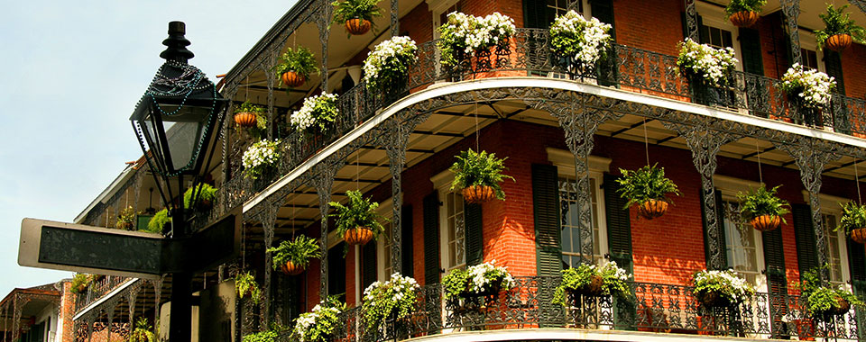 French Quarter - Louisiana - Collette