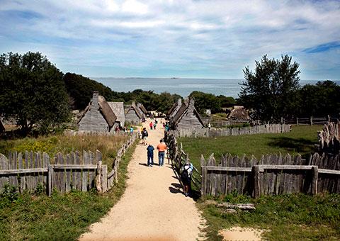 Plymoth Plantation - Massachusetts - Collette