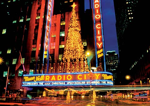 Radio City Music Hall - New York - Collette