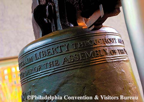 Liberty Bell - Pennsylvania - Collette