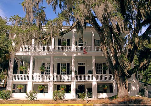 Historic Home Beaufort - South Carolina - Collette