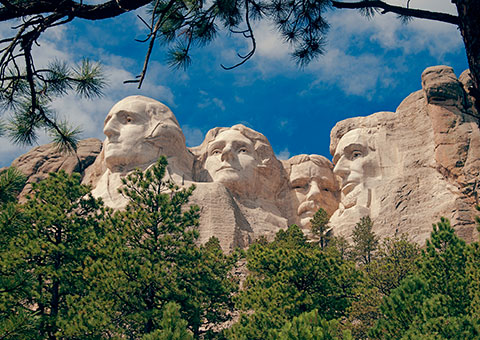 Mount Rushmore - South Dakota - Collette