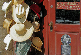 Cowboy Hats - Texas - Collette
