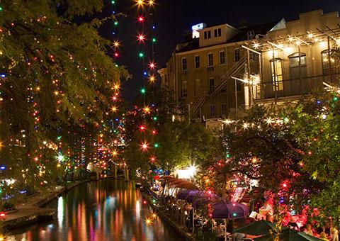 River Walk - Texas - Collette