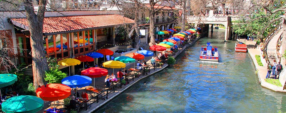 River Walk - Texas - Collette