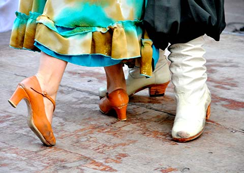 Tango Feet | Argentina | Collette Vacations