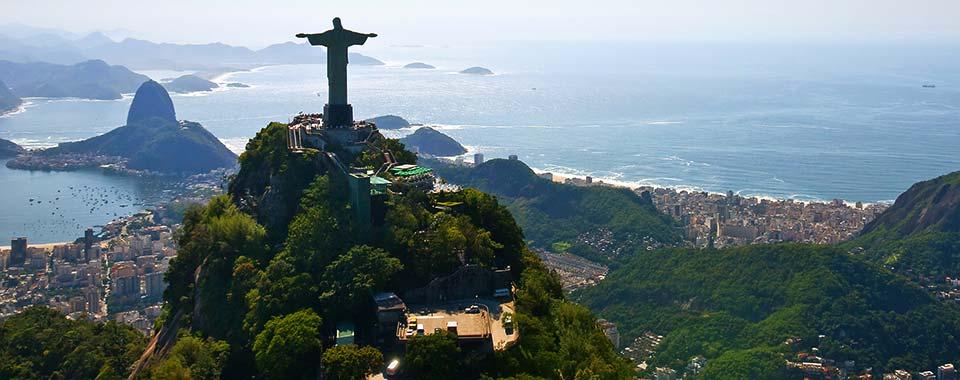 Christ the Redeemer - Brazil - Collette
