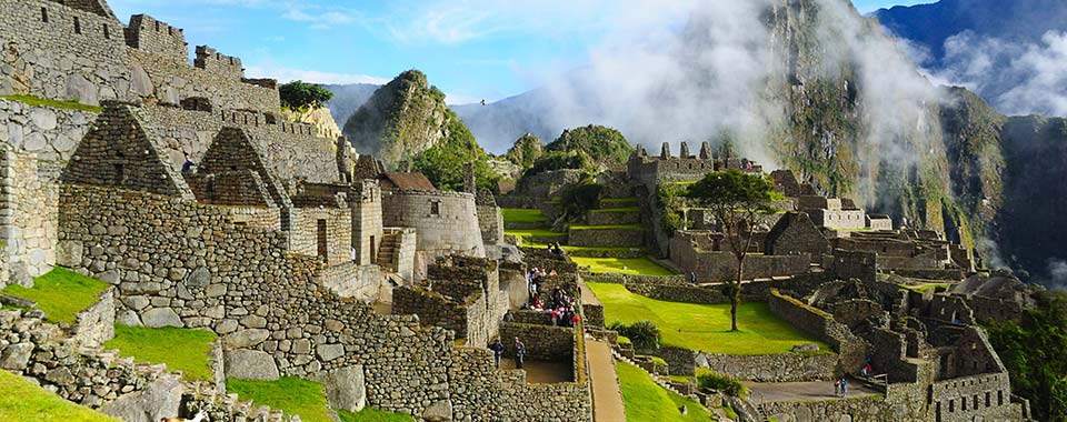 Machu Picchu - Peru - Collette