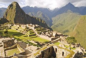 Machu Picchu Ruins - Peru - Collette