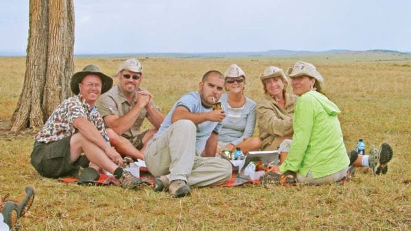 Africa Tours - Group