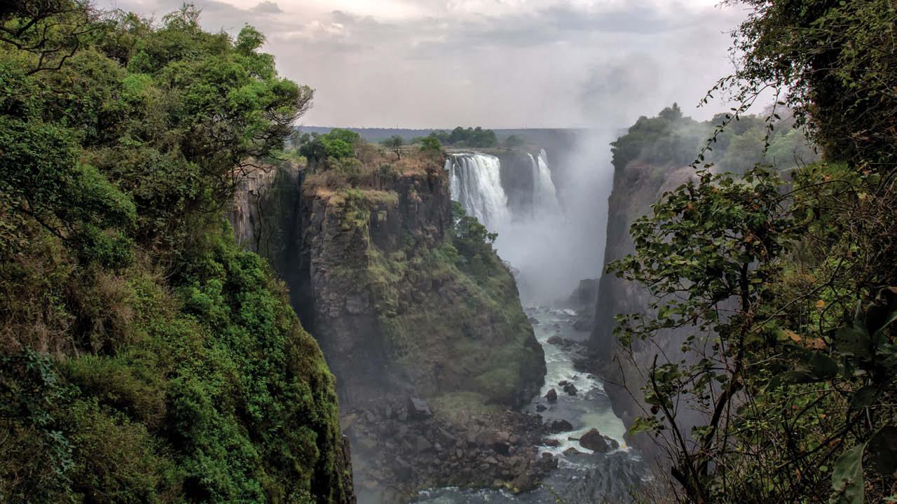 Africa Tours Victoria Falls