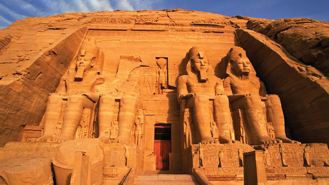 escorted travel Egypt