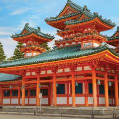 Heian jing  Shrine