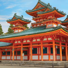 Heian jing  Shrine