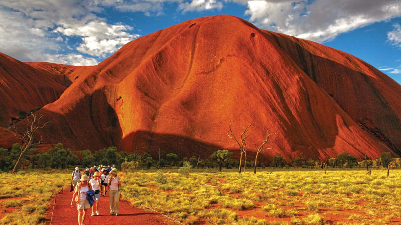 Australia Continent ms1