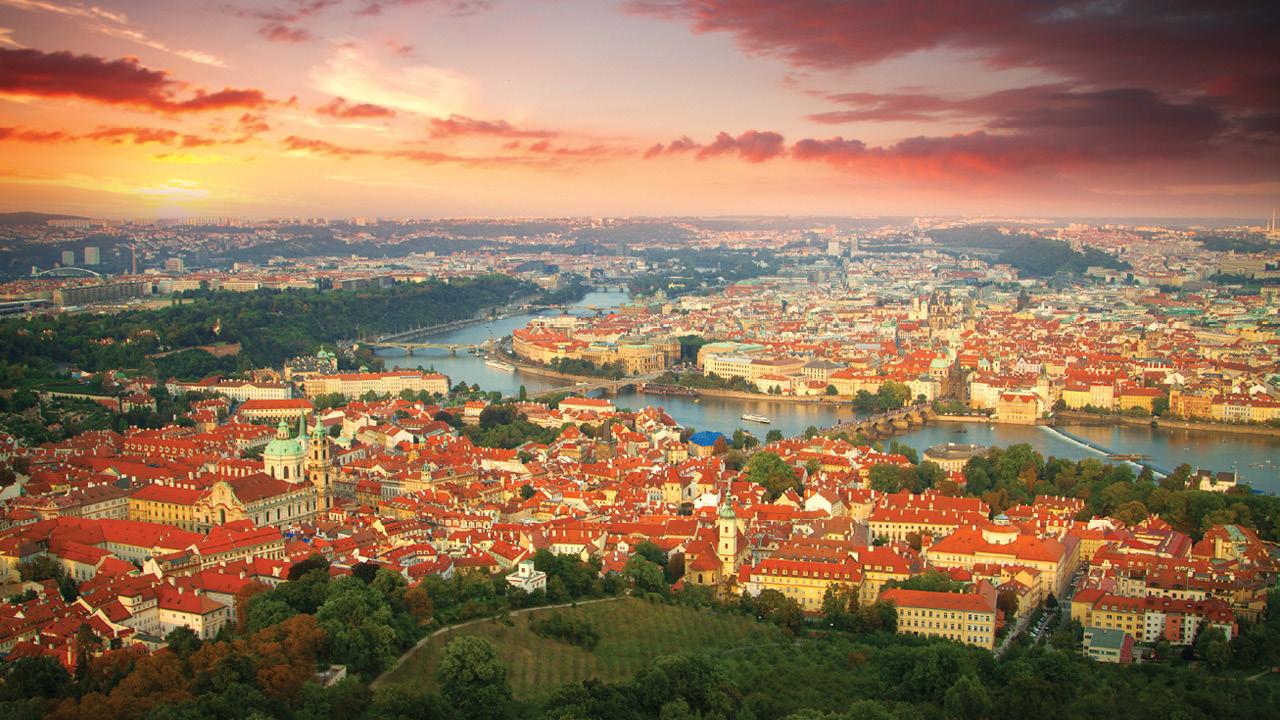 Czech Republic Tourism Travel to Prague Czech Republic Collette