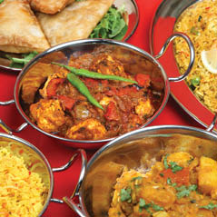 Indian Curry Food Fotolia 17411964
